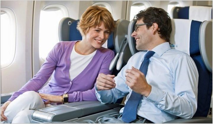 Правила за поведение в самолета: важни нюанси и тънкости на комуникацията