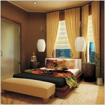 Fengsui легло: форма, цвят и местоположение
