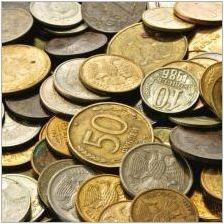 Парични пари: типове и производствени етапи