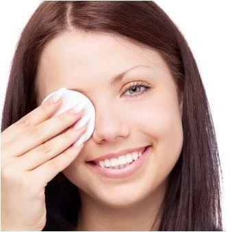 Изберете средство за премахване на грима с очи