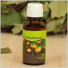 Мандарин етерично масло: свойства и съвети за употреба