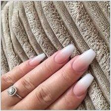 Бял франш на ноктите: стил тайни и примери за проектиране