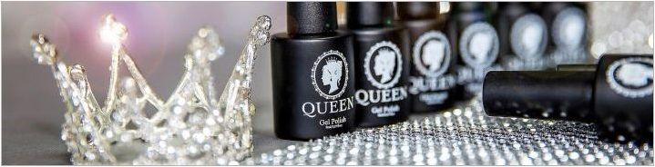 Характеристики и палитра от нюанси на гел лакове queen