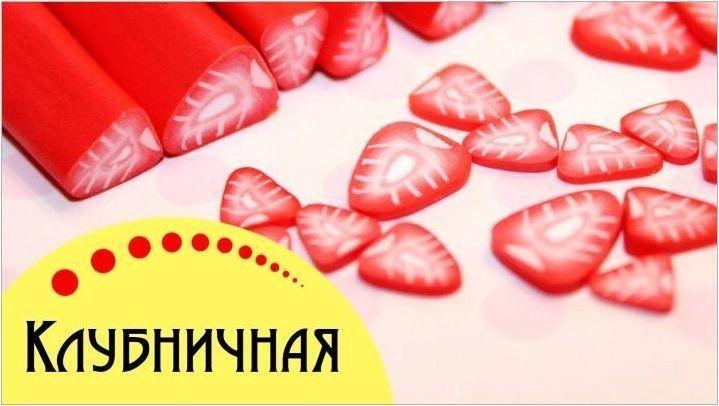 Идеи & # 171 + Вкусно & # 187 + Маникюр с сладкиши