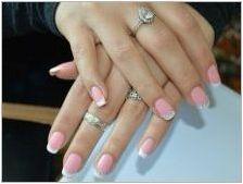 Инвалидност на ноктите от камъни и кристали