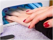 Изберете гел за удължаване на ноктите