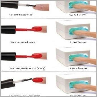 Как да направите необичаен оцветен маникюр?