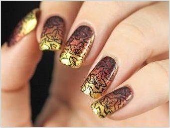 Как да нарисувате на ноктите гел лак?