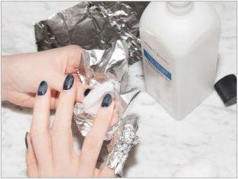 Как да премахнем обширните нокти у дома?