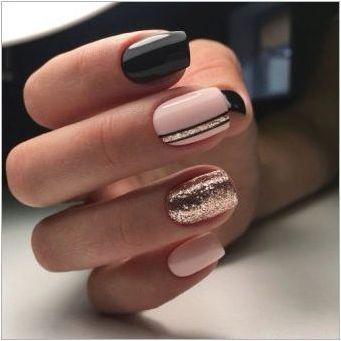 Как да си направим разтягащи искри върху ноктите?
