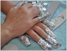 Как да укрепите гела за нокти под гел лак?