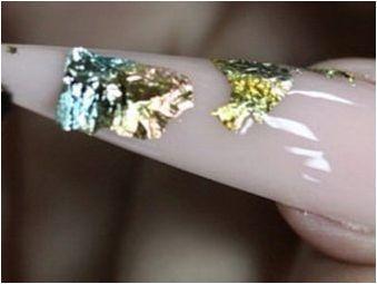 Какви са характеристиките на фолиото за нокти и как да го използваме?