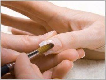 Колко време държат обширните нокти и от това, което зависи?