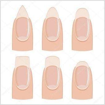 Тайните на дизайна на зелените картофи на ноктите