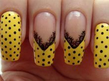 Жълт маникюр: интересни идеи и модни тенденции