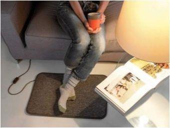 Изберете килим за сушилни обувки
