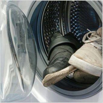 Как да измивате обувки в пералня?