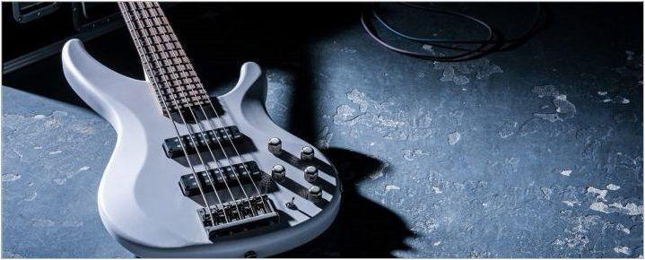 Китари Yamaha Bass