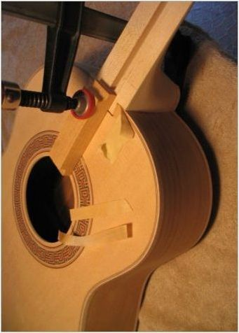 Ремонт и възстановяване на китари