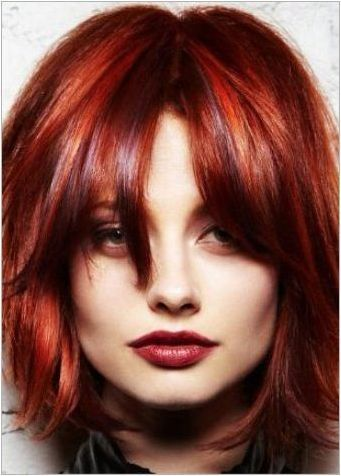 Балоу на червена коса