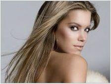 Блондинка руса: видове и особености на оцветяването
