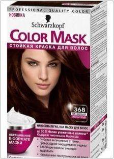 Червени бои за коса: цветна палитра и препоръки за оцветяване