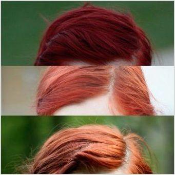 Червено-червен цвят на косата: Кой е подходящ и как да рисуваме къдриците?