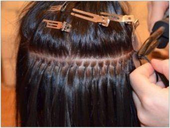 Характеристики и характеристики на европейската коса за разширение