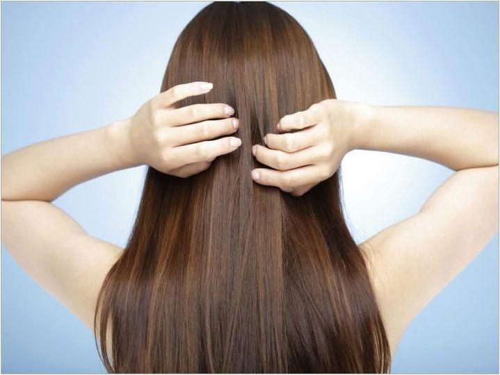 Характеристики на цветовете за коса