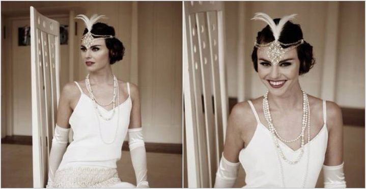 Характеристики на женските прически на 30-те години