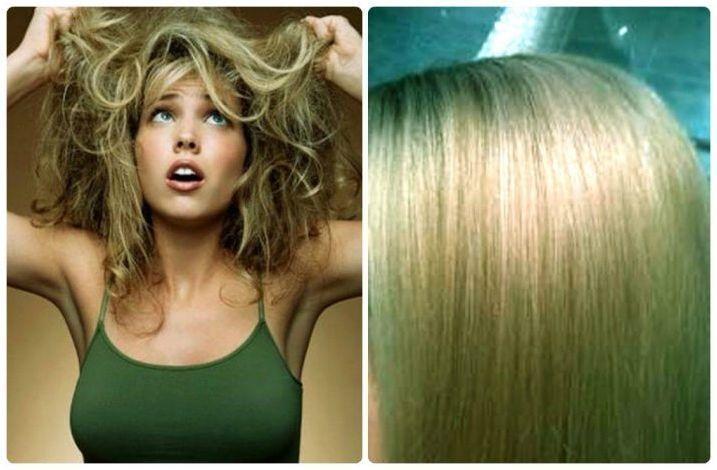 Колко да държите студа на косата?
