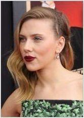 Косата на косата до раменете