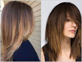 ЛЕКАНКА без бретон на средна коса