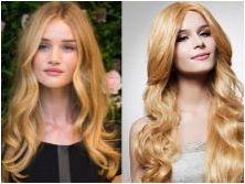 Леко руса цвят на косата: нюанси и фино за оцветяване