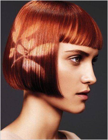 Оцветяване за къса коса: как се случва и как да се извърши оцветяване?