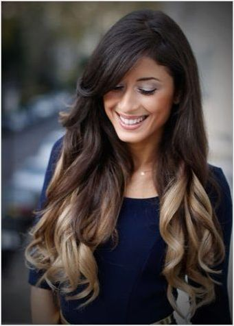 OMMRE дълга коса: видове и оцветяване