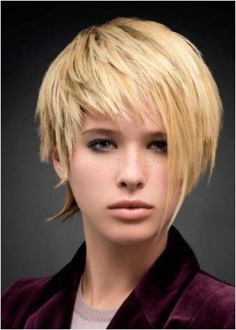 Опции за манипулиране Гарсън на къса коса