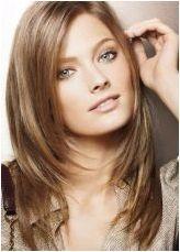 Подстригване без бретон: видове и съвети за избор