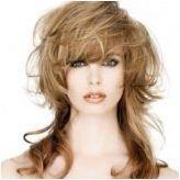 Подстригване капачка на дълга коса