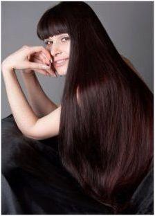 Постоянни бои за коса: описание и малки difosques