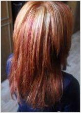 Redish оцветяване: сортове и фиси на оцветяване