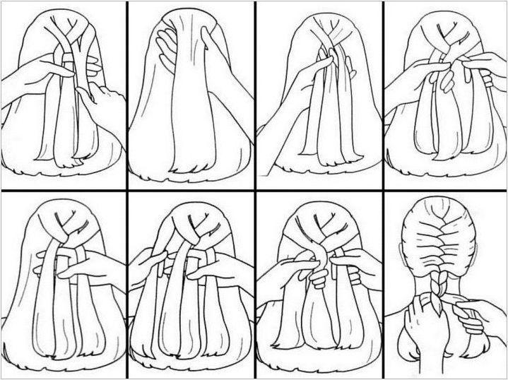 Тайните на тъкане на обемни плитки
