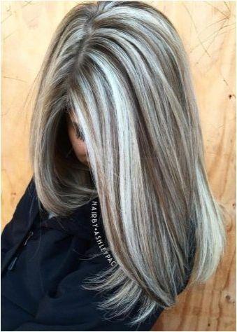 Тъмна пепел Цветна коса: нюанси и фино за оцветяване