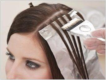 Топене за къса руса коса: сортове и финес на процеса