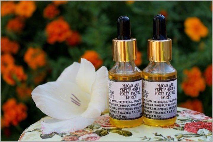 Мигли масло: свойства и приложение