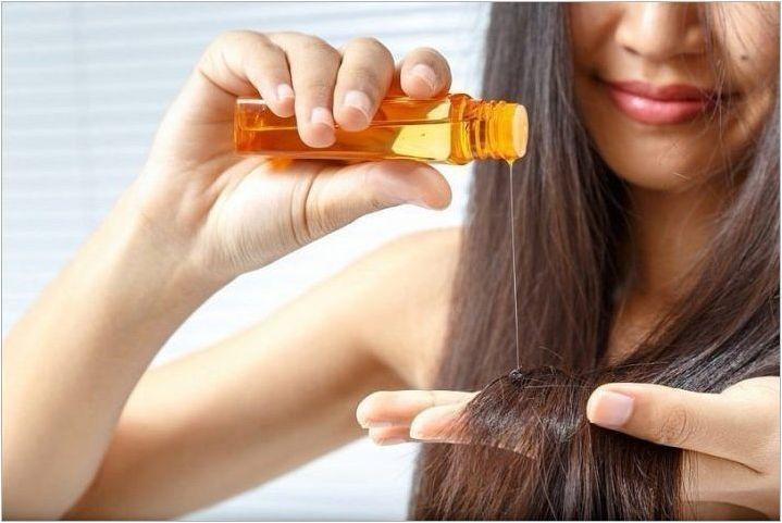 Recenta масло от косопад: свойства и характеристики на приложението