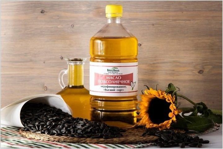Слънчогледово масло за коса: ефект и препоръки за употреба