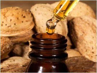 Свойствата на бадемовото масло и използването му за мигли