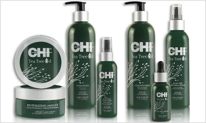 Chi козметика за коса: преглед на съвети за подбор и подбор
