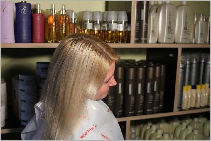 Характеристики и прилагане на серум за косъмка